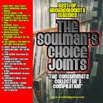 Soulmans Choice Joints CD